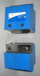 "3"" Press Brake Louver Tool - North American Style Tang - Louver Panel"