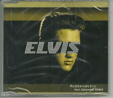 Elvis PRESLEY-RUBBERNECKIN' (2003) D/UK CD single OVP