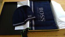 Hugo Boss  Beanie Hat and Scarf Set......Boxed.....BNWT