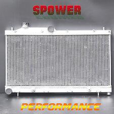 For Subaru Impreza WRX Turbo Hatchback Sedan 2.0 2.5 3.0 Aluminum Radiator 08-12