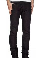 Diesel Jeans Belther 0837L in Black Size 31x32 Regular Slim-Tapered