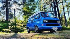 Volkswagen T25 Campervan