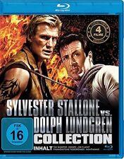 SYLVESTER STALLONE vs. DOLPH LUNDGREN SHhooter FRANKENSTEINS TODESRENNEN Blu-Ray