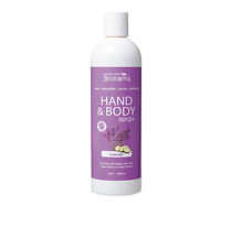 Biologika Organic Lavender Hand And Body Wash Soap & Sulphate Free Biodegradable