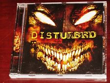 Disturbed: S/T ST Self Titled Same CD 2010 Warner Bros. UK 9362-49662-9 Original