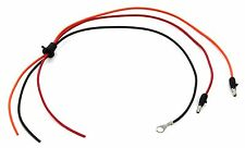 Mustang Heater Motor Wiring Repair Ends 1964 - 1965 - Alloy Metal Products