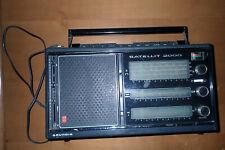 """Kofferradio, GRUNDIG """"Satellit 2000"""", 70er Jahren, Rarität, gebraucht!"""