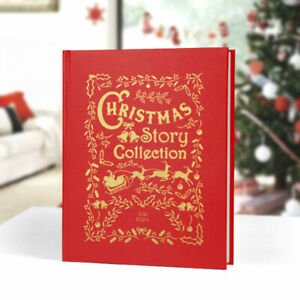 Personalised Christmas Story collection book (A4)