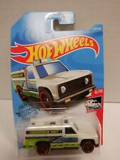 Hot Wheels W Rapid Responder HW Rescue 6/10 123/250 013020DBT