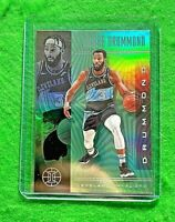 ANDRE DRUMMOND PRIZM ILLUSIONS CLEVELAND CAVALIERS 2019-20 ILLUSIONS BASKETBALL