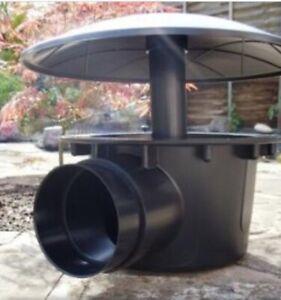110mm Large Sump Bottom Drain