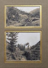 Joseph Henri CONDAMIN (1847-1917) Paysages Lyon Cabanel Pierre BONIROTE montagne