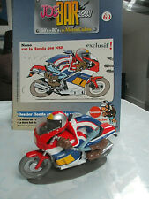 JOE BAR TEAM & livret BD serie 2 no 69 honda 400 nsr nono