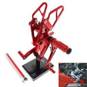 For Yamaha MT-07 2013-17 High pedal Rear pedal high pedal Motorcycle Accessories