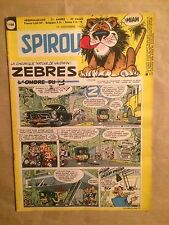 SPIROU - 1180 : 24 novembre 1960