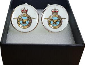 RAF Royal Air Force Cufflinks - A Great Gift