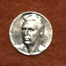 1934 Johnny Weissmuller Tarzan and his Mate MGM Star Popsicle Token Vintage Coin