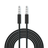3.5Mm audio cable aux male to male car cable 4 core audio cable Pi Th