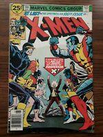 Uncanny X-Men #100, VG- 3.5, Wolverine, Storm, Nightcrawler, Colossus