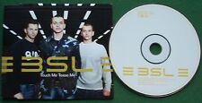 3SL Touch Me Tease Me Epic 672787 2 2002 Enhanced CD Single