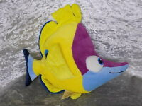Tad Stamped Disney Plush Fish from Finding Nemo