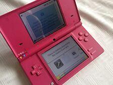 Nintendo DSi Lite Pink Handheld System