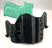 Kydex Holster Outside Waistband (OWB) – Springfield XDS 3.3 in 9mm/45 Black