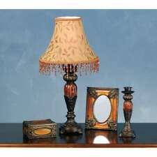 Meyda Lighting Amherst 4 Pieces Vanity Set, Ant Bronze/Amber - 69538