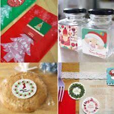 38 Pcs/bag Christmas Stickers DIY Scrapbook Stickers Crafts Decor Accessories