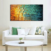 ZOPT01 LARGE 100% hand painted MODERN ABSTRACT WALL ART OIL PAINTING ON CANVAS