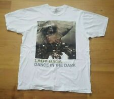 Lady Gaga Dance in the Dark Monster Ball Tour Shirt 2009 concert XL