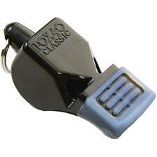 Fox40 Klassische CMG Pfeife mit Lanyard schwarz