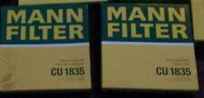 MANN CU1835 Cabin Filter for Honda Jazz