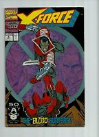 X-Force #2- Marvel- 2nd Appearance of Deadpool.