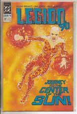 DC Comics LEGION 90 #22 December 1990 VF+
