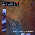 HILTZIK and Greenwald Views From A Distance New Age CD Sonic Atmospheres 1988