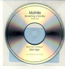 (DC812) Mothlite, Something In The Sky - 2012 DJ CD