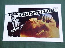 PRESS SHEET -THE COUNSELLOR MARTIN BALSAM -