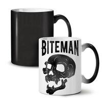Vampire Skeleton Skull NEW Colour Changing Tea Coffee Mug 11 oz | Wellcoda