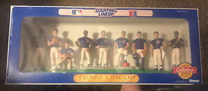 RARE! 1989 CHICAGO CUBS KENNER STARTING LINEUP TEAM LINEUP FIGURE!. NRFP