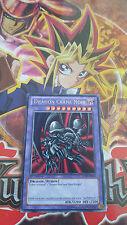 Carte Yu-Gi-Oh! Dragon Crâne Noir LCJW-FR054 1st Rare Française / squelette au