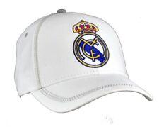 Cappello Ufficiale Real Madrid Berretto Bianco Originale Blancos adulto 58 cm