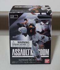 BANDAI MOBILE SUIT GUNDAM ASSAULT KINGDOM FIGURINE! NEW GUNDAM MK-II (AEUG)!