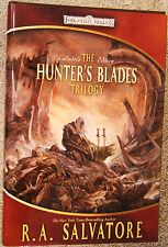HUNTER'S BLADE TRILOGY COLLECTOR'S EDITION ORIG JAN 2007 1ST ED HC NEW RARE OOP