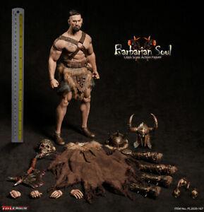 "TBLeague Barbarian Soul Male 1/6 Scale 12"" Seamless Body Male Figure In Stock"