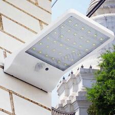 36/48LED Solar Power Motion Sensor Garden Street Lamp Outdoor Waterproof Light