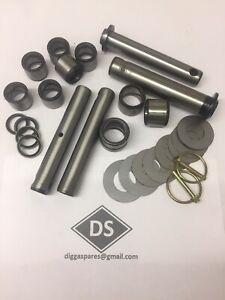 DIPPER END PIN AND BUSH KIT FOR KUBOTA U10-3, K008 MINI DIGGER EXCAVATOR