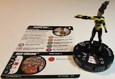 Queen Bee 047 Harley Quinn and the Gotham Girls Dc HeroClix Rare