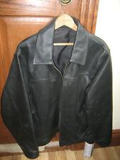 leather jacket men large, CCW