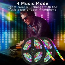 LED Strip Lights, Barhootao RGB LED Light Strip, Music Sync  50